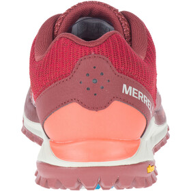 Merrell Antora 2 Shoes Women, brick